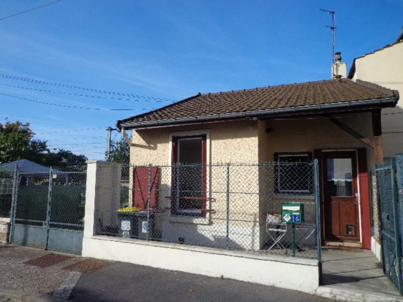 Rental house / villa Sevran 857€ CC - Picture 1