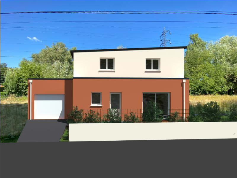 Sale house / villa Mondeville 243000€ - Picture 1