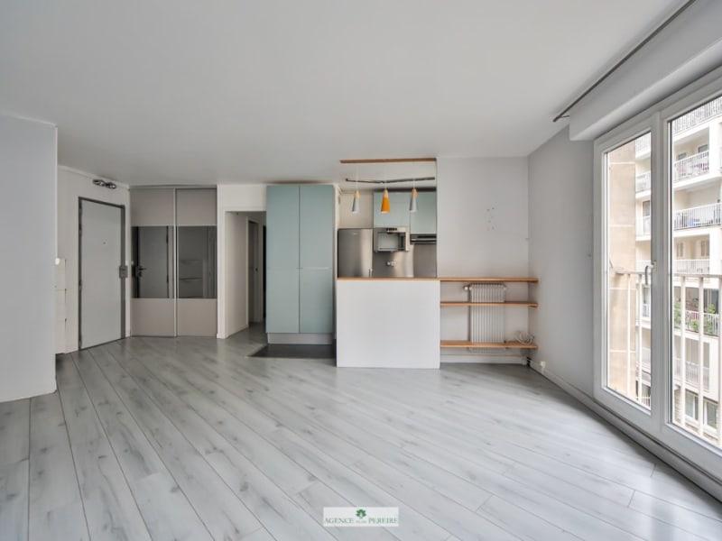 Sale apartment Paris 17ème 725000€ - Picture 2