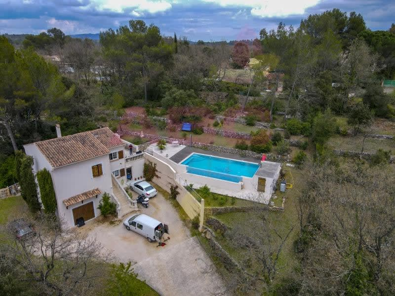 Sale house / villa St maximin la ste baume 569000€ - Picture 1