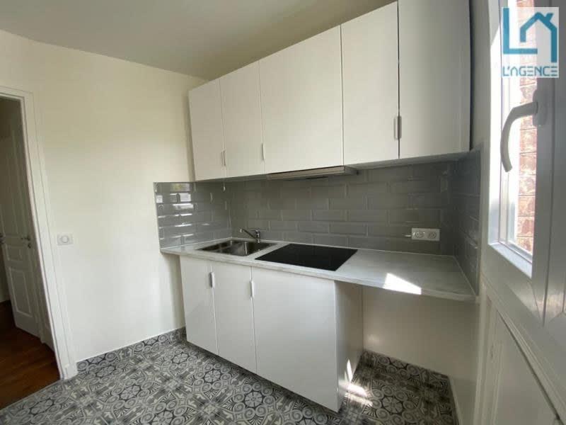 Rental apartment Boulogne billancourt 1300€ CC - Picture 4