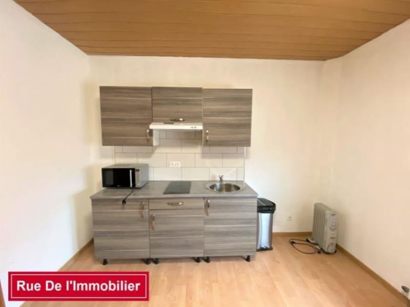 Location appartement Haguenau 460€ CC - Photo 1