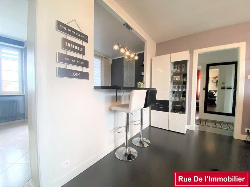 Vente appartement Haguenau 206000€ - Photo 2