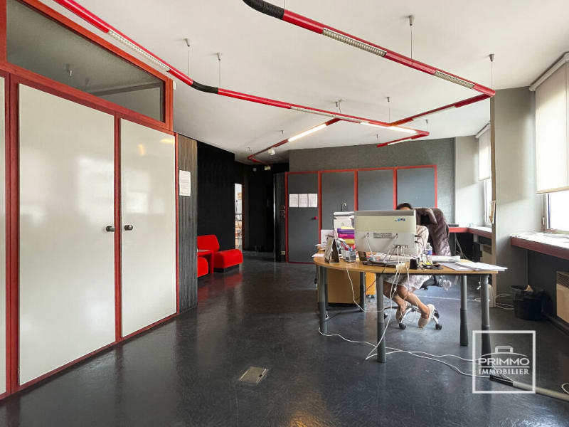 Vente bureau Lyon 7ème 365000€ - Photo 2