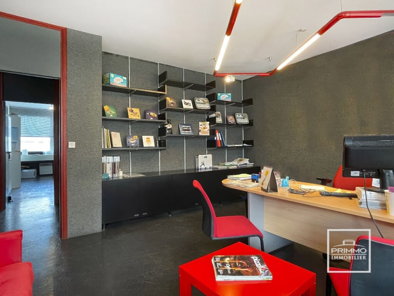 Vente bureau Lyon 7ème 365000€ - Photo 3