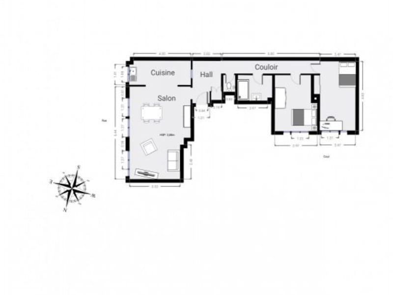 出售 公寓 Paris 15ème 731500€ - 照片 9