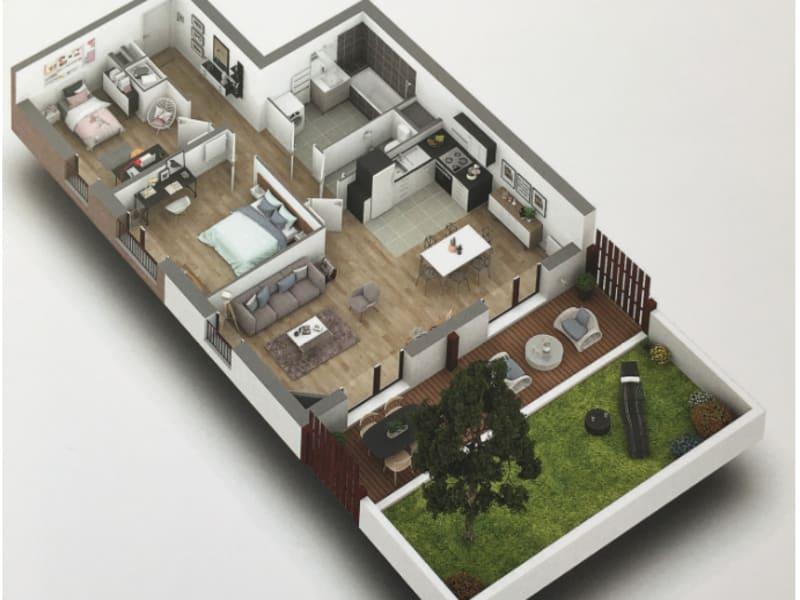 Vente appartement Massy 334000€ - Photo 4