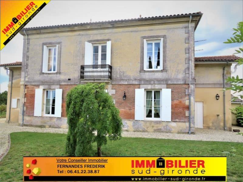 Sale house / villa Rions 544492€ - Picture 1