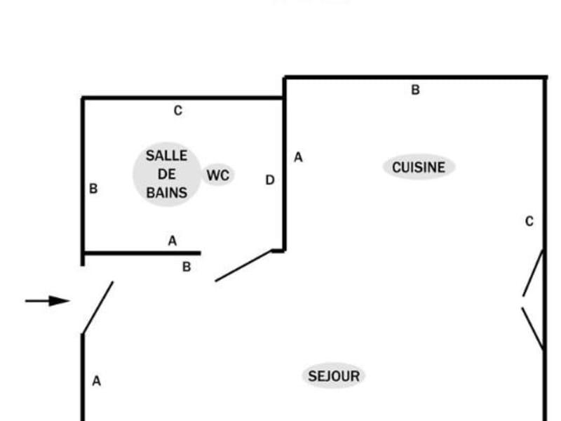 Location appartement Tassin la demi lune 333€ CC - Photo 2