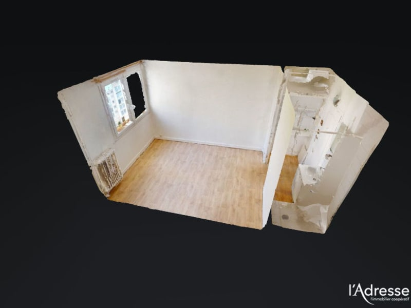 Rental apartment Versailles 453€ CC - Picture 5