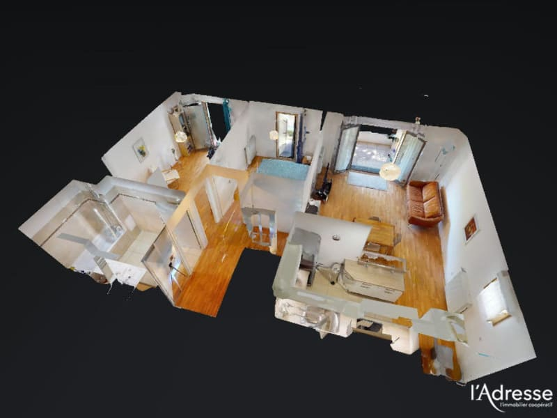 Sale apartment Marly le roi 504000€ - Picture 1