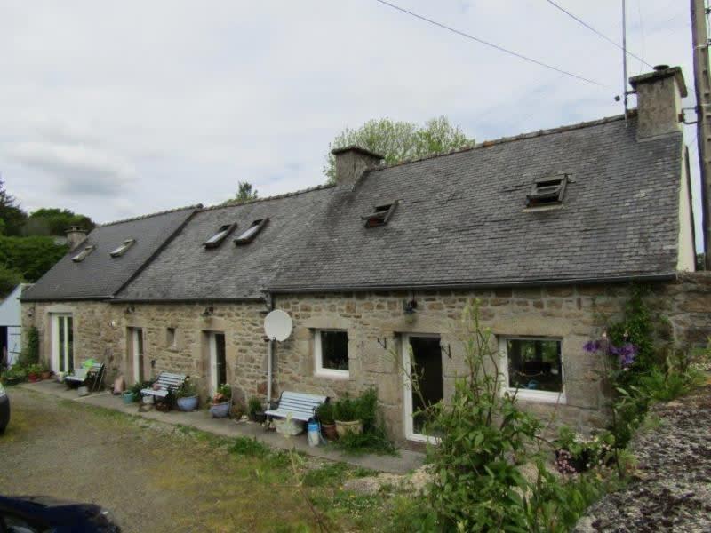 Vente maison / villa Lanneanou 133750€ - Photo 2