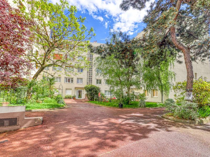 Vente appartement Vanves 344400€ - Photo 1