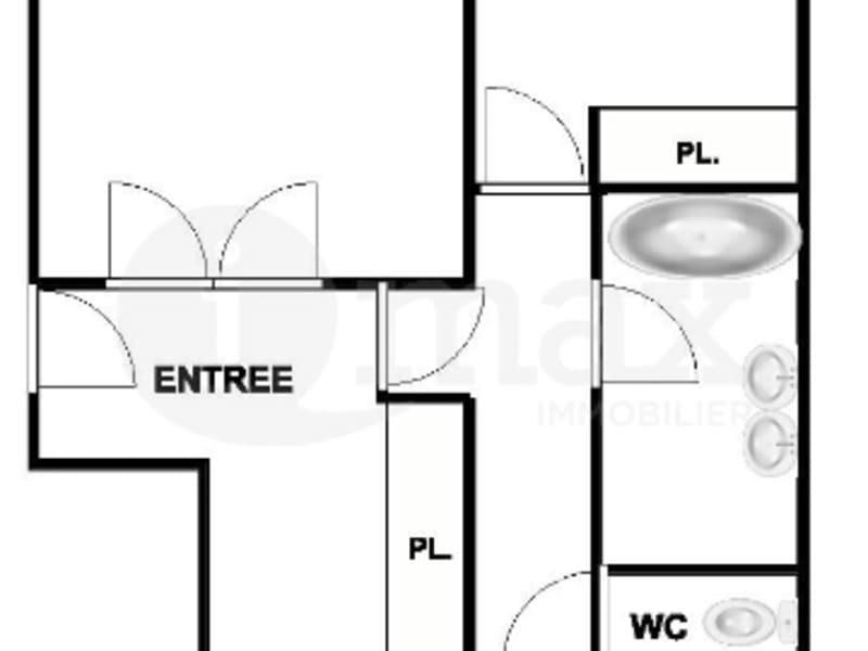 Sale apartment Courbevoie 650000€ - Picture 7