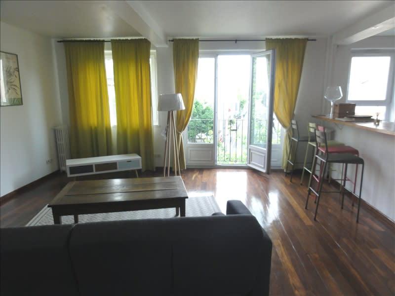 Rental apartment Asnieres sur seine 1207€ CC - Picture 2