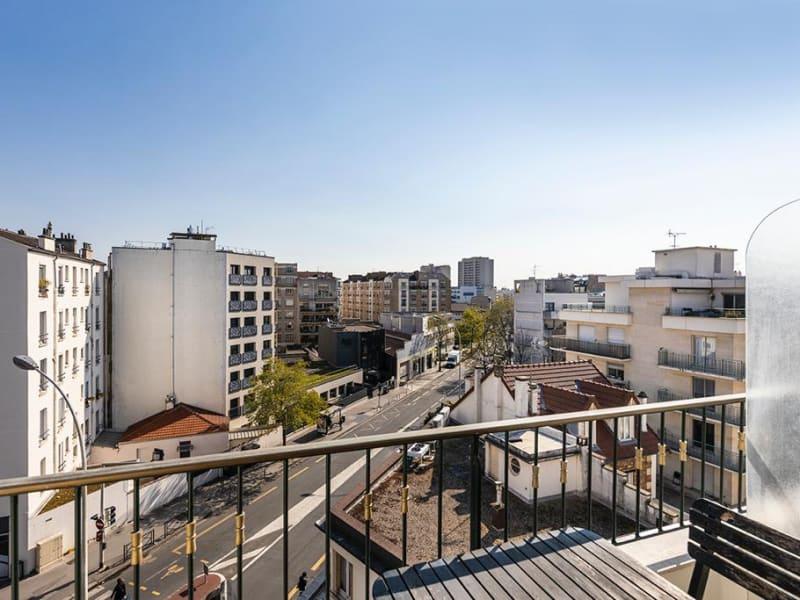 Rental apartment Courbevoie 720€ CC - Picture 3