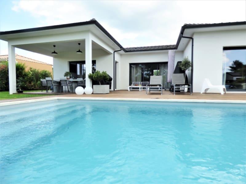 Vente de prestige maison / villa Saint genes de fronsac 572000€ - Photo 11
