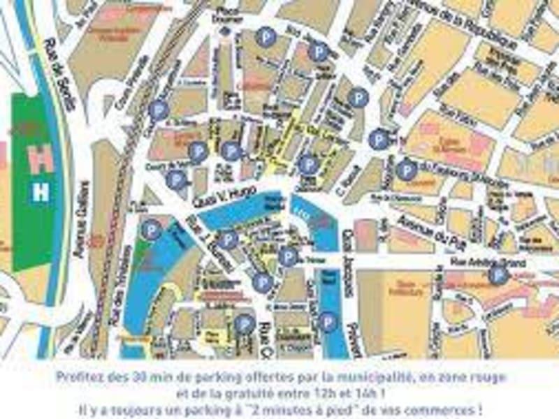 Rental parking spaces Meaux 45€ CC - Picture 1