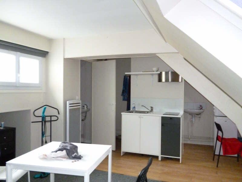 Location appartement Caen 375€ CC - Photo 1