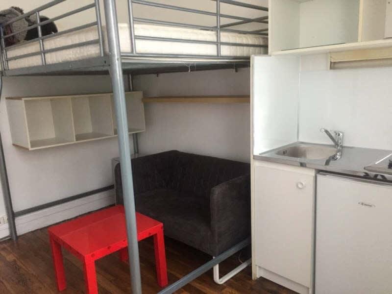 Rental apartment Paris 20ème 607€ CC - Picture 3