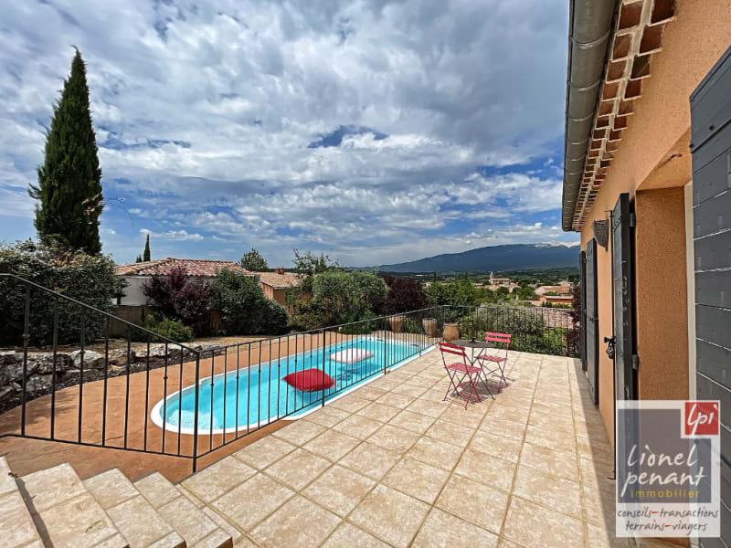 Vente maison / villa Mazan 400000€ - Photo 8