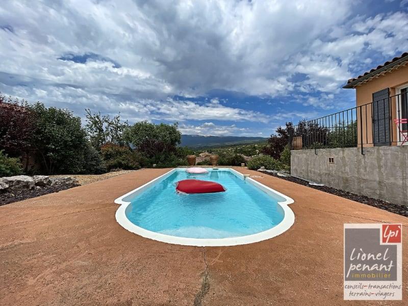 Vente maison / villa Mazan 400000€ - Photo 9