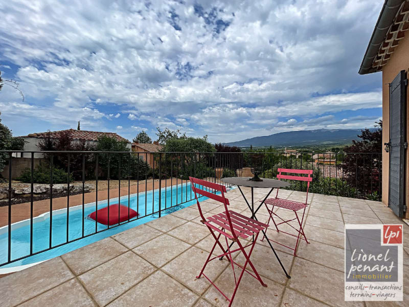 Vente maison / villa Mazan 400000€ - Photo 11