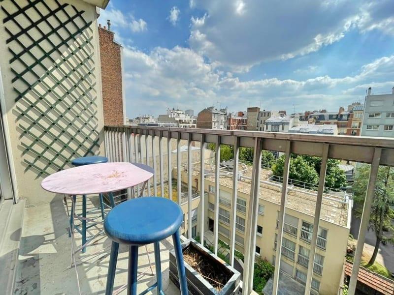 Sale apartment Paris 20ème 265000€ - Picture 1