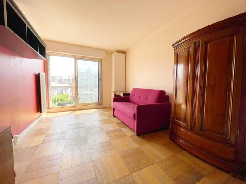 Sale apartment Paris 20ème 265000€ - Picture 2