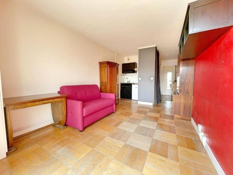 Sale apartment Paris 20ème 265000€ - Picture 3