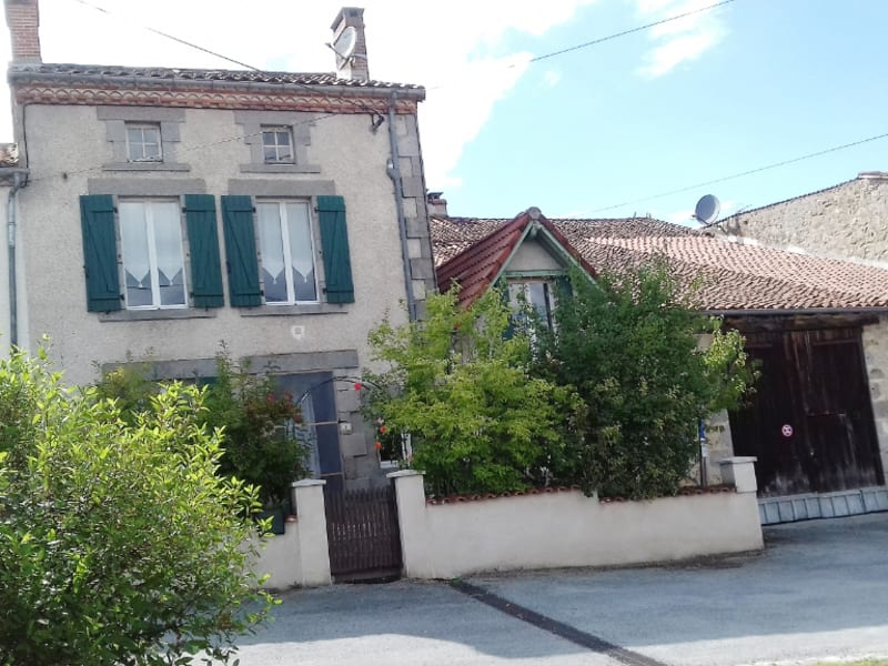 Sale house / villa Oradour saint genest 105000€ - Picture 1