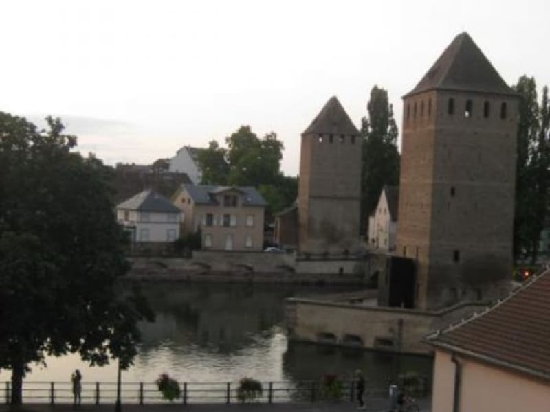 Location appartement Strasbourg 620€ CC - Photo 1