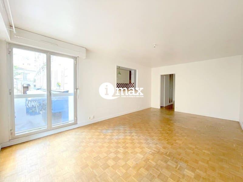 APPARTEMENT PARIS 18 - 3 pièce(s) - 75 m2