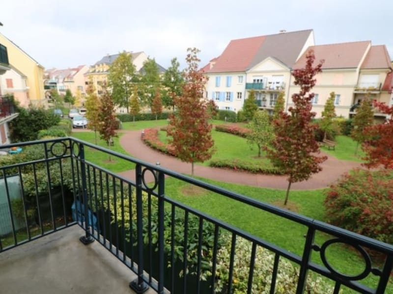 Location appartement Vaureal 957€ CC - Photo 1