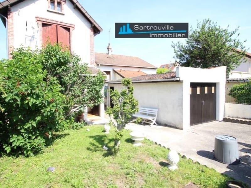 Sale house / villa Sartrouville 419000€ - Picture 1