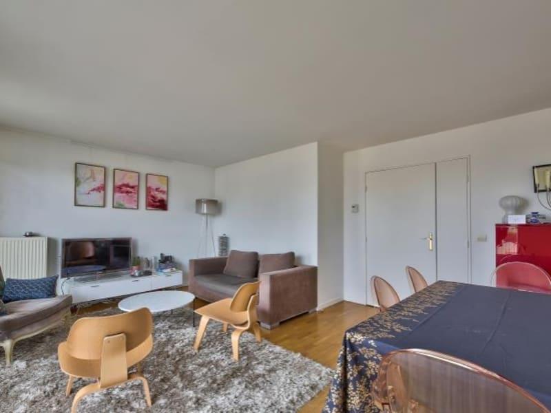 Sale apartment Courbevoie 555000€ - Picture 3