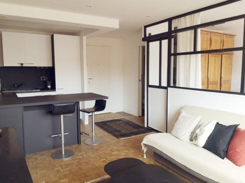 Rental apartment Paris 15ème 1269€ CC - Picture 1