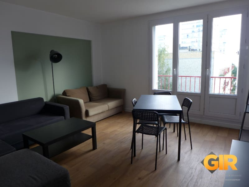 Location appartement Rennes 380€ CC - Photo 1