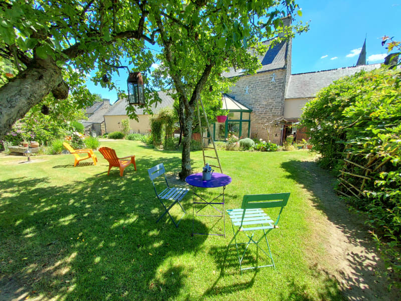 Deluxe sale house / villa Guehenno 376200€ - Picture 1
