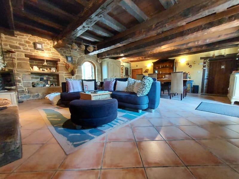 Deluxe sale house / villa Guehenno 376200€ - Picture 2