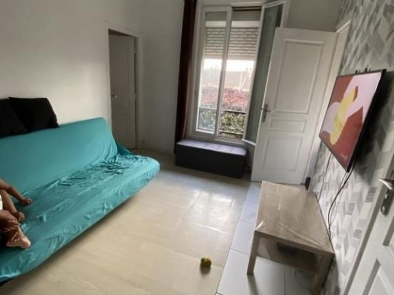 Vente appartement Stains 110000€ - Photo 1