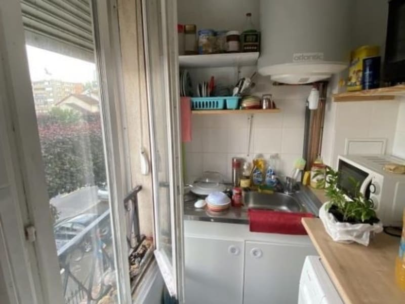 Vente appartement Stains 110000€ - Photo 2