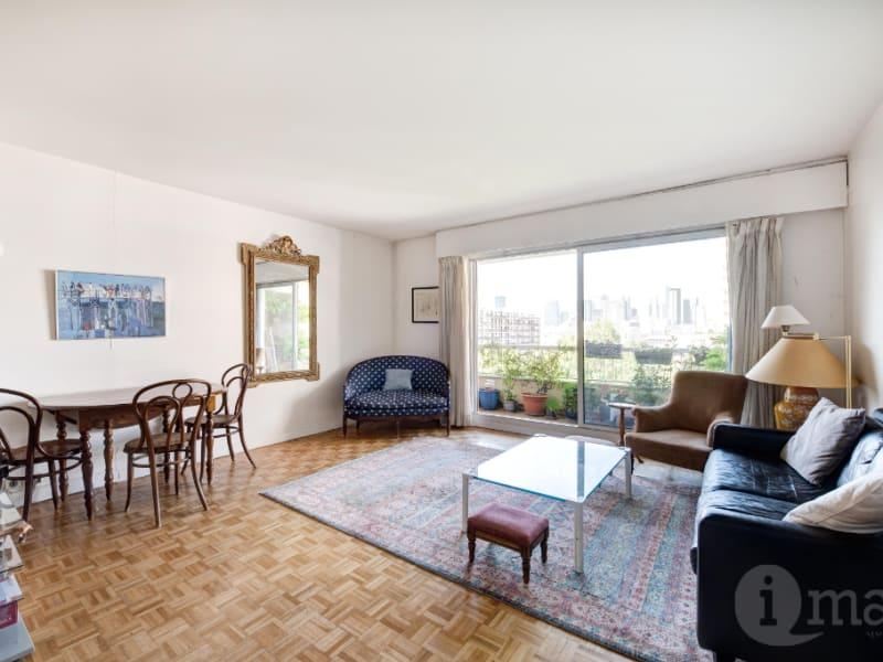 Sale apartment Courbevoie 760000€ - Picture 2