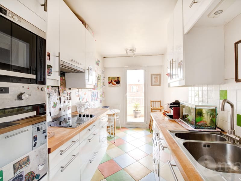 Sale apartment Courbevoie 760000€ - Picture 3