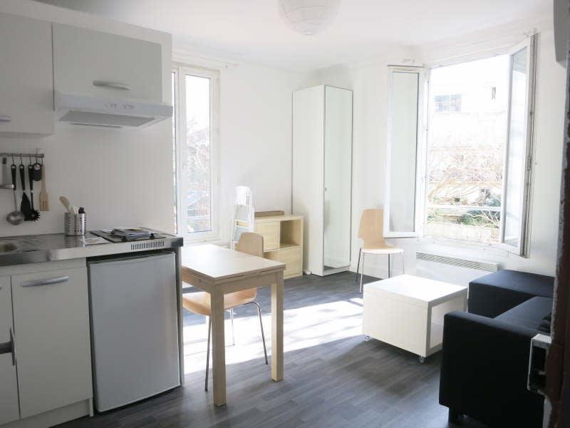 Rental apartment Boulogne billancourt 750€ CC - Picture 1