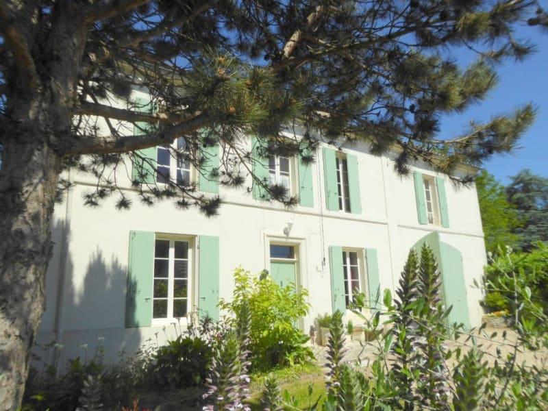 Sale house / villa Javrezac 390350€ - Picture 1