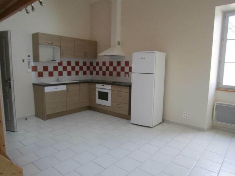 Rental house / villa Matha 465€ CC - Picture 2