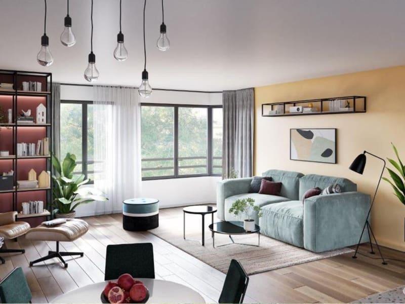Vente appartement Paris 12ème 840000€ - Photo 2