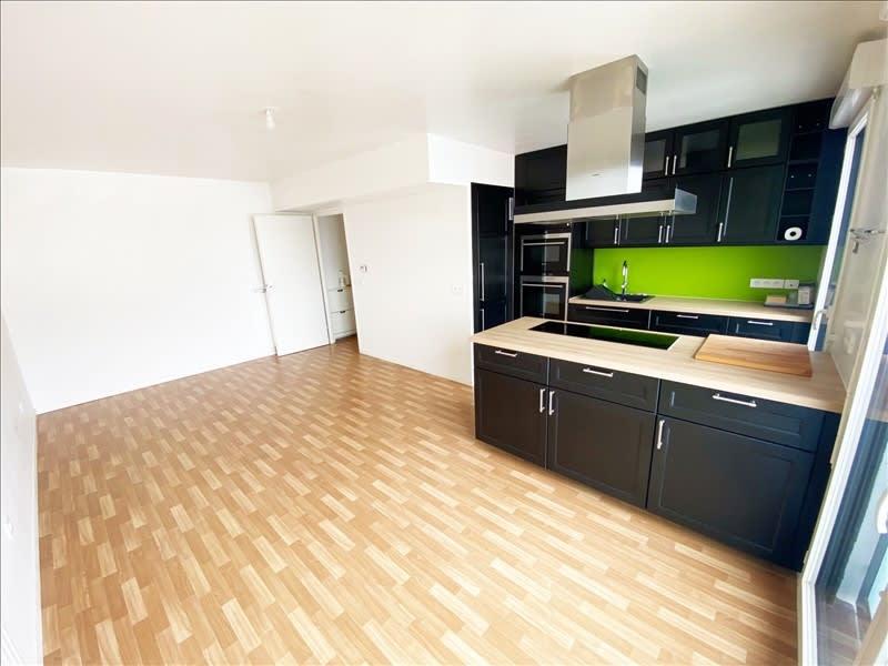 Rental apartment Aubervilliers 1200€ CC - Picture 1