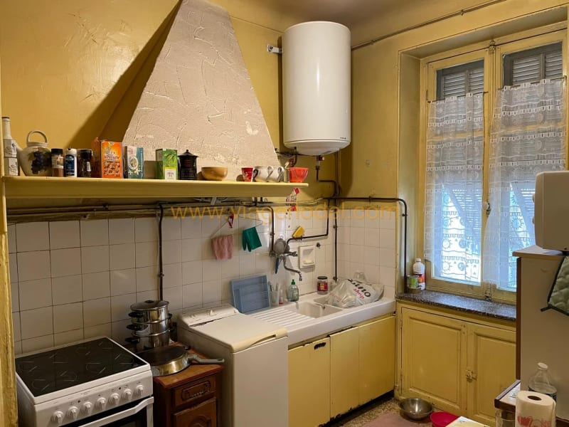 Life annuity apartment Nice 156000€ - Picture 2